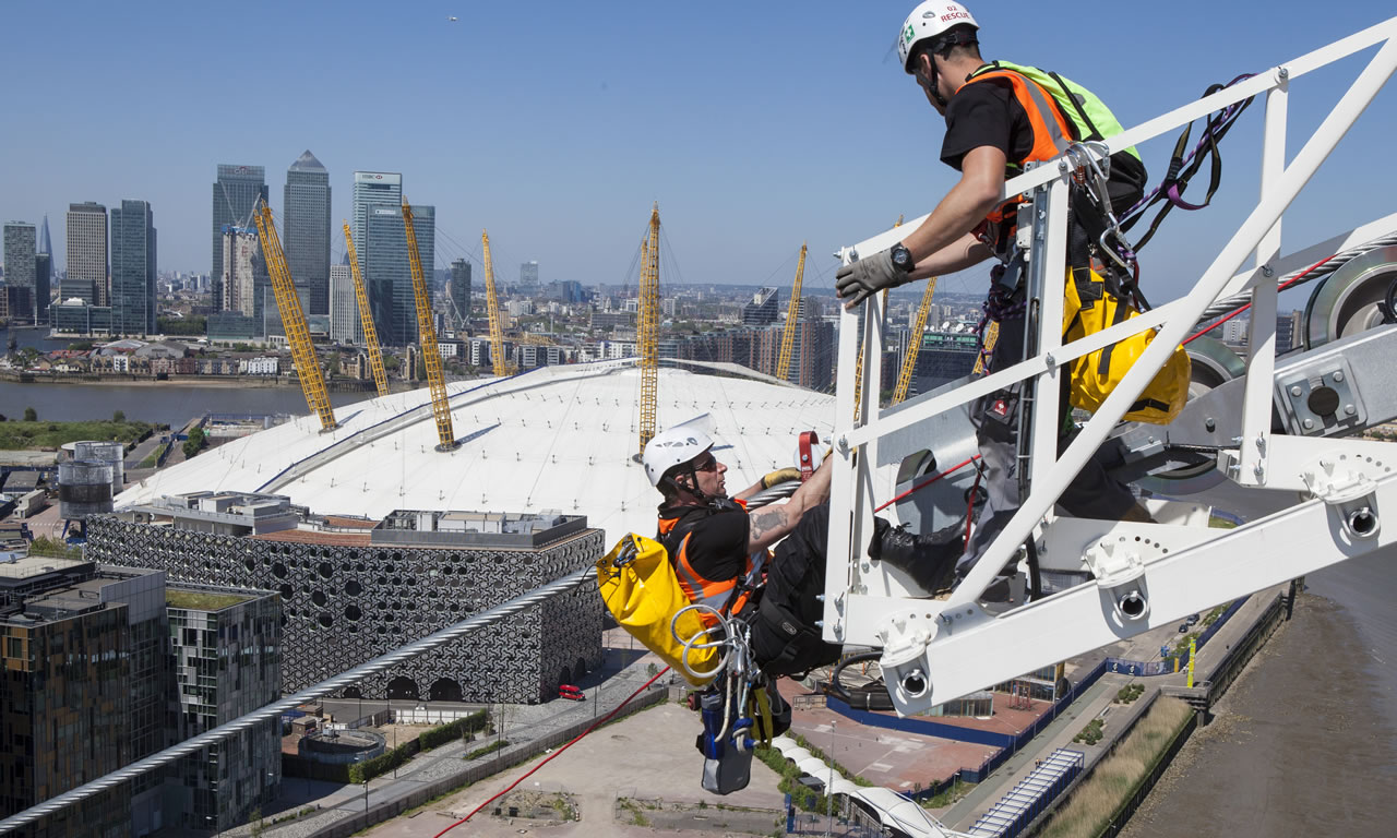 Highline Rope Access and Abseiling Services