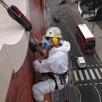 maintenance rope access