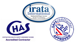 Irata | CHAS | Safe Contractor